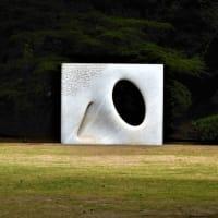 2021・4・10 東京都庭園美術館「20世紀のポスター[図像と文字の風景]ービジュアルコミュニケーションは可能か?」。美術館の庭園も国立科学博物館附属植物園も新緑。