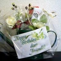 ★HAPPY BIRTHDAY TO MY FRIEND!!★