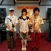 HOT LINE☆MEK初ライブ!!