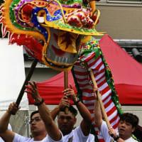 台湾の神龍舞踏