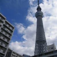 東京スカイツリー展望