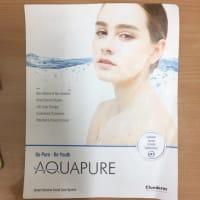 aquapure導入のお知らせ