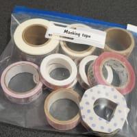 マスキングテープ  収納