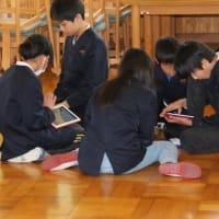 6年生プログラミングに挑戦!(2月20日)