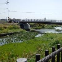 最終の工事開始か畳橋/工事期間は8月なかば(新河岸川)