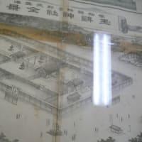 2009年8月の玉鉾神社 昔は素朴な神社だった。