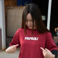 「PAPASU NEW T-Shirts」カラーカスタムできます!