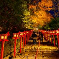 夜景写真 Vol.2(京都市・貴船神社)