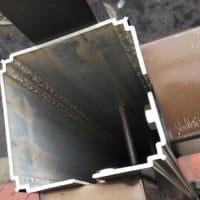 バルコニー用 柱キャップ 70×70角 (2個組み)