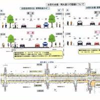 千代田区明大通りの歩道整備の詳細 再掲 追加