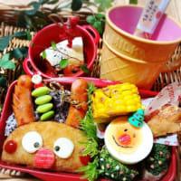 ワクワクしとこっ(笑)♡ ~クリスマス☆可愛い♡お弁当~