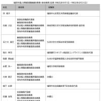 結論ありき 福岡市個人情報保護審議会、自衛隊名簿提供認める(2月12日更新)