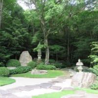 無量寿寺へ・・・奥之院