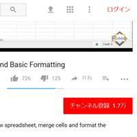 Spread sheet by Google