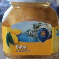 イタリアのお菓子 ババ(Babà)