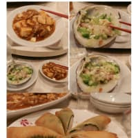 魚屋がいとなむ中華料理店、支店となる新館も頑張っている。小皿料理は480円均一。華錦飯店新館