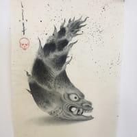 平井千香子 水狩りと金継ぎ@下山芸術の森発電所美術館