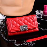 女性らしい財布式アイテム