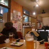 同級生と新年会 宇田敬商店(川尻町)