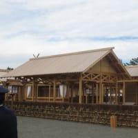 「TOKYO街旅」大嘗祭の舞台、「大嘗宮」を見物してきました