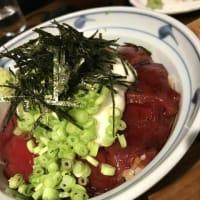 西荻窪ランチ 『まぐろと牛料理綱べこ』 ・・・意見交換会から~の