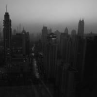 上海紀行・夜明け前