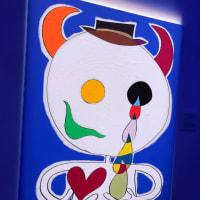 香取慎吾の個展見てます