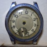 戦前国産時計文字盤②