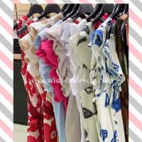 次の撮影しまーす☆イタリアメーカーさんからおすすめ夏にピッタリ素敵なトップス&ロングスカート