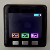 M5Stackを利用してICOM製無線機用のBluetoothリモコンを作ってみた。(画像変更)