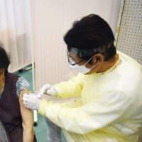 印南町でコロナウイルスワクチン接種始まる  御坊保健所管内で本格化 〈2021年5月7日〉