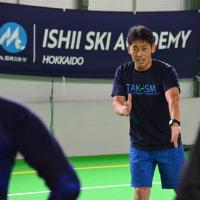 ICIスキーセミナー 卓上&トレーニング