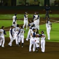 9/17 vs ソフトバンク @神戸今季最終戦