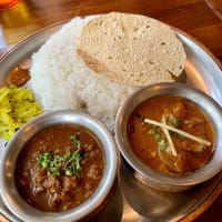 三軒茶屋🍛シバカリーワラ「3年連続食べログ百名店🇮🇳至極のインドカレー。」