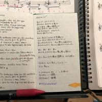 楽譜ファイルとギター練習帳