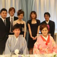 愛媛での結婚式☆