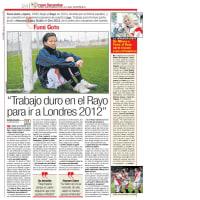 スペインの新聞