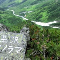 【LOC】8/3 前穂北尾根(その2)