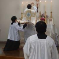 東京では復活の主日のミサの会場:東京都台東区入谷1-27-4プラーズ入谷に変更