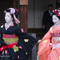 八坂神社節分祭(その2)