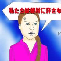 国連演説少女の正体:聖女グレタは革命家に?