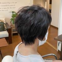 抗がん剤治療後11ヶ月の自毛