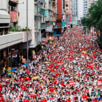 香港の「高度な自治」検証義務付け法案を提出 米国 毎日新聞 ルビオ上院議員「自由や法の支配を守るために抗議の声を上げる100万人超の香港市民と連帯するため、強力なメッセージを発信しなければならない」と