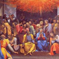「聖霊降臨日のペトロの説教」 使徒言行録2章14~26節