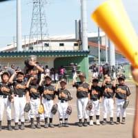 9月14日 燕市スポーツ少年団新人野球大会