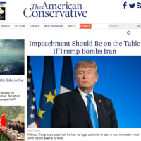 対イラン政策、不支持49%:米世論調査