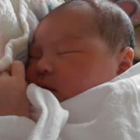 入院5日目出産翌日です。
