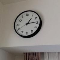 【無】壁置時計