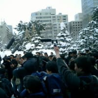 札幌のユビキタス実証実験
