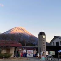 2020.12.31 大晦日富士山一周